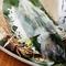 千葉県館山市船形漁港直送。朝どれの鮮魚を満喫できる