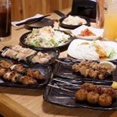 時間食べ放題・飲み放題『ジローパーティー』2680円!
