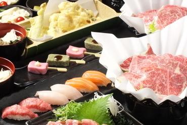 選りすぐりの食材で送る『豪華!神戸満喫コース』
