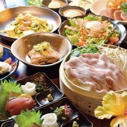 <2時間飲み放題付>金魚hanare満喫コース<10品> 5500円⇒5000円