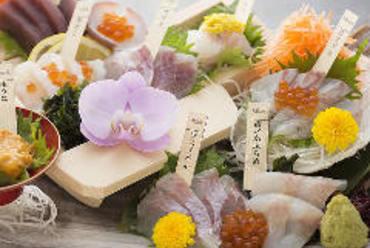 青森から直送で届く鮮魚を堪能『ねぶた盛り』
