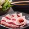 兵庫県丹波より直送の猪肉を使った『牡丹鍋』