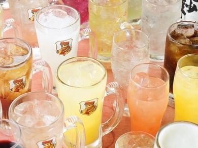 女子会や飲み会、お食事などにも最適なリーズナブルコース!