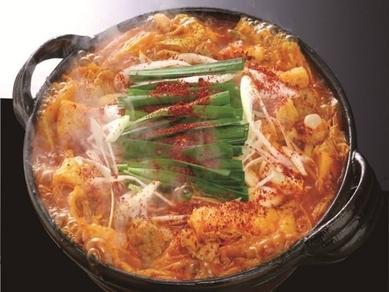 【名物】名古屋味噌と赤唐辛子を絶妙にブレンドした赤から鍋