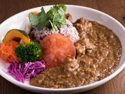 九州野菜たっぷりのフレンチカレー+パン・スープ・ドリンクブッフェ(90分制)