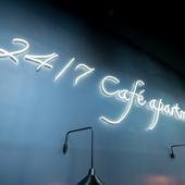 24/7 cafe apartment