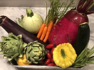 無農薬にこだわった、生駒高原農園の無農薬野菜