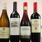 上質な黒毛和牛と相性の良いワインやシャンパンが充実。コストパフォーマンスに優れたワインが数多く取り揃えられており、料理や気分、好みに合わせてセレクトできます。