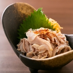 福岡を代表する肴!かこみ庵のレシピは柚子の香りを合わせた大分、福岡の合わせ技です。