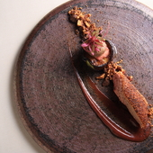 部位に合わせた調理で鴨の魅力を味わい尽くすコースのメインディッシュ『七谷鴨』