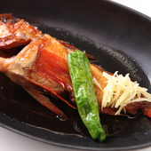 魚によって味付けを変える、味の染み込んだふっくら『煮魚』