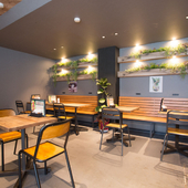 カフェを思わせるオシャレな空間