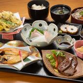 島根のおいしいところを丸ごと味わえる人気の『ことのは御膳』