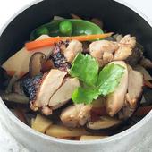 炊き立て鶏釜めし (2人前1合)