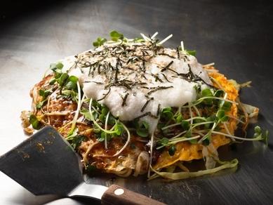 あっさり和風の味わいが幅広い人気を集める『山芋焼き』