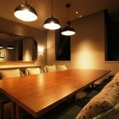 こだわりの特別個室空間
