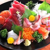 ■鮮魚(お造り)