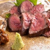 「松尾勝馬牧場」直送。やわらかな肉の旨みたっぷり!『伊萬里牛の炭火焼サガリステーキ』