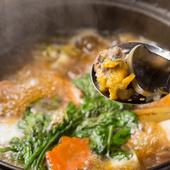 半日がかりで丁寧に仕込む滋味豊かな『すっぽん鍋』