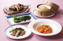 『芍薬~SYAKUYAKU~』ふかひれスープ等全9品