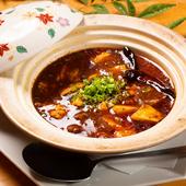 スパイスの効いた辛さとコクのある味わいがヤミツキに!『麻婆豆腐』