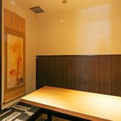 2階は飲食スペース。大人を喜ばせる空間づくり
