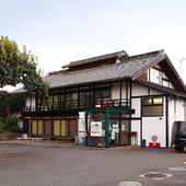 お店は高崎市郊外、のどかな環境の一軒家