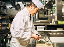 「和食の可能性と懐の深さを体感してほしい」と語る鎌田氏