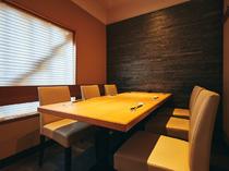 落ち着きある神楽坂の古民家をフルリノベーションした半個室