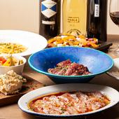 1番人気!ガッツリ食べられて赤ワインとのペアリングも楽しめる『牛ハラミステーキ』