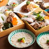 刺身からから揚げ、鍋まで! 人気メニューでフグをたっぷり味わう『なべ刺しコース』