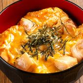 ふわとろの食感と優しい味わいに大満足!『紅ふじ鶏の親子丼』