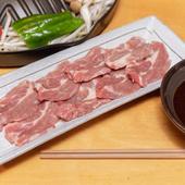 ジンギスカン定番の味を手軽&たっぷり食べられる『いきなりセット』