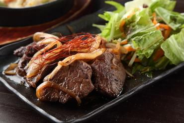肉好き必見!『牛ハラミステーキ』