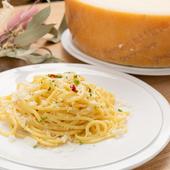 チーズの風味が濃厚な『ペラガッティーノチーズパスタ』