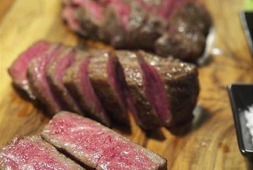 群馬県産赤城和牛のワインステーキ 150g