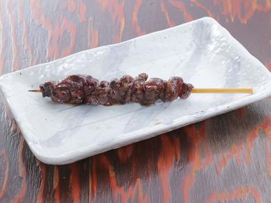 秋田錦牛の肺を使用した『フワ串』