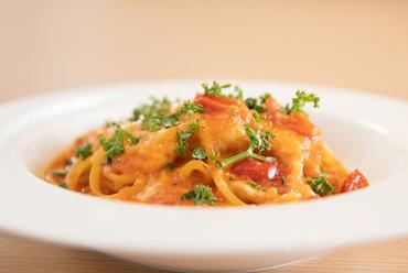 第13番「モッツアレラチーズのトマトパスタ」