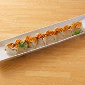 ふわとろ食感がたまらない『穴子棒寿司』