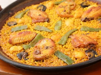 パエリア世界チャンピオンのレシピでつくる! 絶品『バレンシア風パエリア』