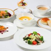 ホテルオークラ札幌1Fの洋食レストラン