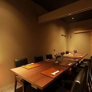 少人数の個室から宴会向けの個室まで様々な用途でご利用いただける店内です。