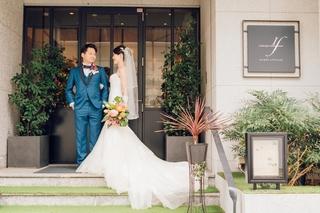 少人数専門の結婚式を承ります。美食×上質空間で大切な一日を!