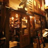 本町・心斎橋の真ん中にあり、笑い声であふれる店舗