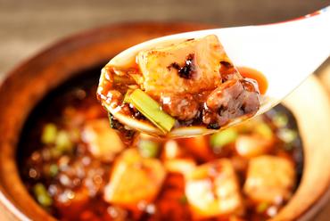 高タンパクかつヘルシー。麻婆豆腐の常識を覆す『クミン香る羊肉麻婆豆腐』