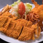 ボリューム感溢れる沖縄の伝統ランチ『Aランチ』