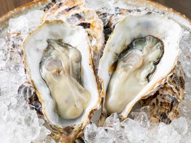 身が締まった食感と、濃厚な味わいが特徴『牡蠣料理各種』