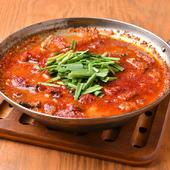 あったか韓式小鍋『カムジャタン』