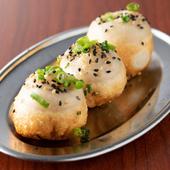 中国出身の料理長による、本場仕込みの『焼小籠包』が大人気