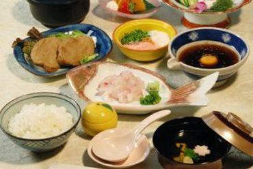 <宇和島の郷土料理がたっぷり>宇和島の郷土料理定食